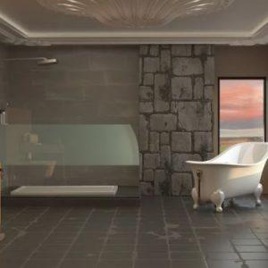 Sinfonier para baño